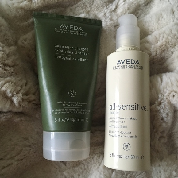 AVEDA Other - Aveda facial cleansers